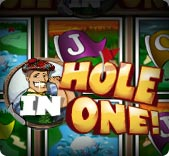 hole-in-one gratta