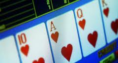 Videopoker strategia